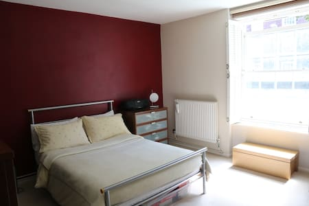 Large Double Room in Central London