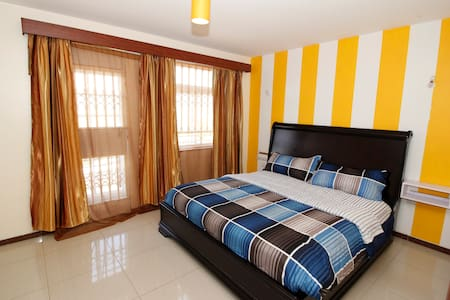 Our suites are located in the upscale neighborhood of Milimani, Nakuru Kenya. We have 4 bedroom 4 bath mansions and 3 bedroom 2 bath, rent rooms or whole unit rates advertised, daily to yearly. Make a luxury reservation and be home away from home.