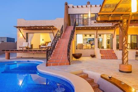 5 bdr Casa Bellaterra Estate:  The Best of Baja - Todos Santos