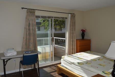 Large Bedroom w/ Private Washroom!!