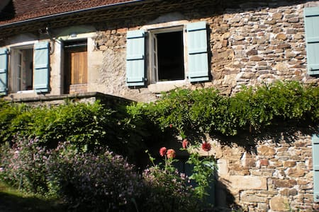 Village house near River Dordogne - Bretenoux - Ev