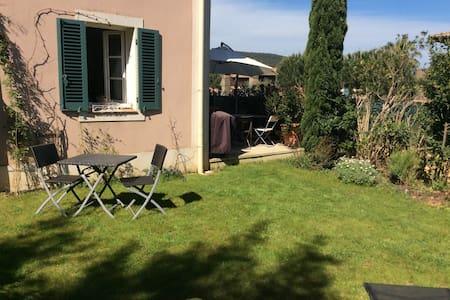 Golfe de St Tropez avec jardin - La Croix-Valmer - Apartment
