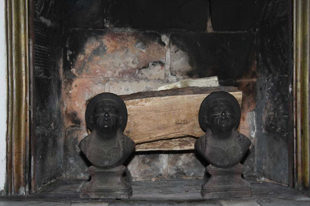 Fireplace (Cheminée)