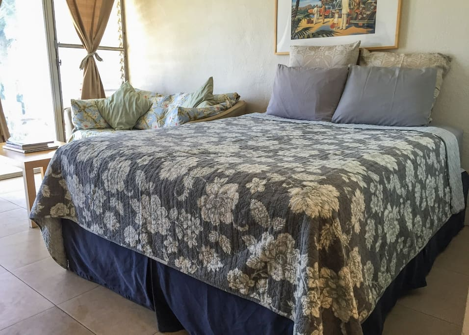 1 Bedroom - Close to the Beach