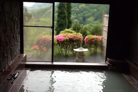Hakone hot spring cozy apartment
