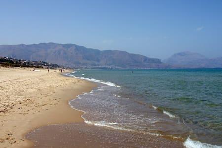 Aleccia Home di fronte la spiaggia - Alcamo
