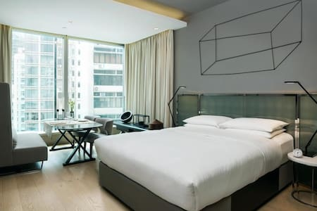 Deluxe Serviced Apartment SheungWan - Apartment
