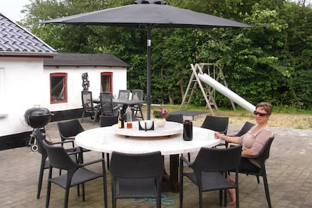 Sommerhus til 10 personer - Casa