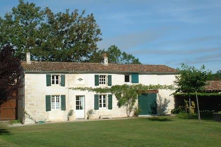 River cottage Ferme de La Baine - House