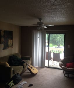 1 BDR Apt. near Downtown and Greenbelt - Boise - Appartamento