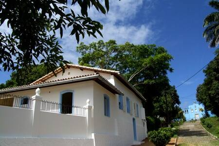 Casa Colonial com charme - Bed & Breakfast
