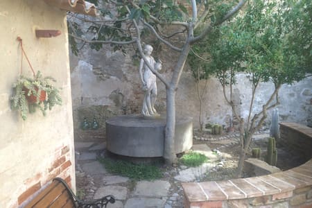 Picturesque apartment in Umbrian Medival town - Panicale - Apartment