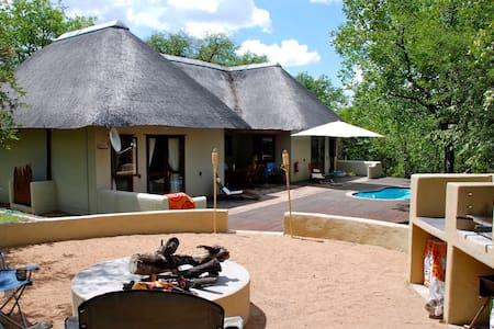 Zimswazi Lodge - Huis