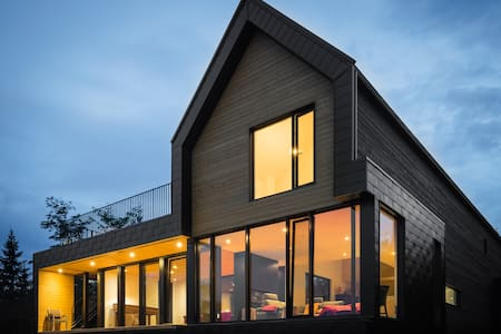 Modern cottage near Le Massif - Zomerhuis/Cottage