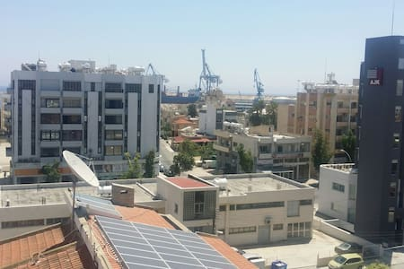 1 BDR in the heart of Larnaca