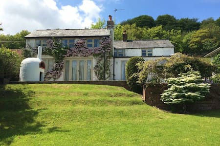 Lovely Dorset cottage amazing views - Bridport - Hus