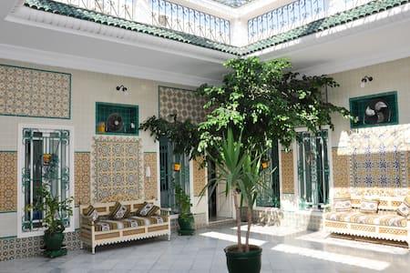 Maison traditionnelle tunisienne  DAR SOUROUR - Tunis - House