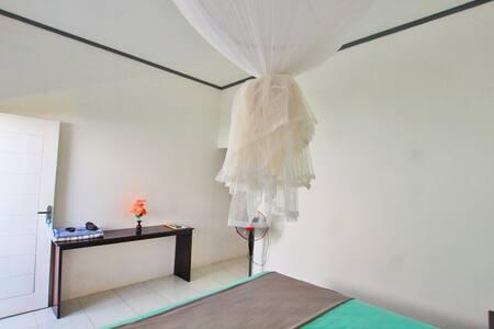 Manta Manta Standard Double Bed - 2 - Casa de huéspedes