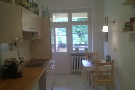 Schöne Privatwohnung - nahe Zentrum - Berlin - Apartment