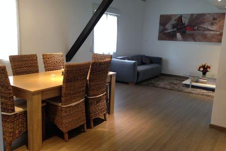 Gîte moderne 54m² près de Colmar - Apartamento
