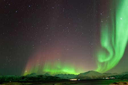 Aurora Borealis  and great nature!