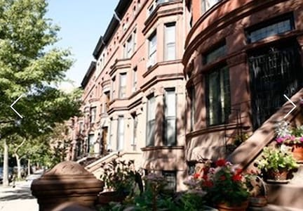 Gorgeous Historic Park Slope Studio