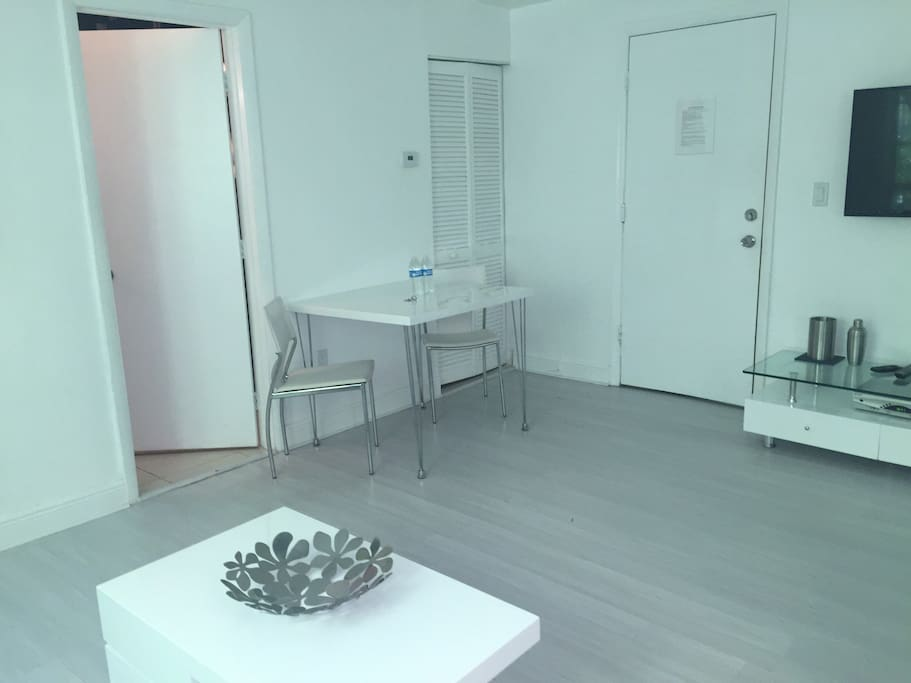 Just renovated unit in south beach