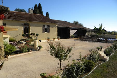 chambres d'hotes COMPANS - Bed & Breakfast