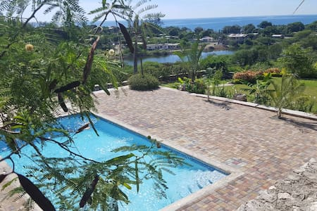 Kimochii Villa - Kingston Seaside Island Oasis - Kingston - Casa de camp