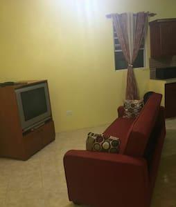 Spacious 1 bedroom apartment. - Road Town - Apartment