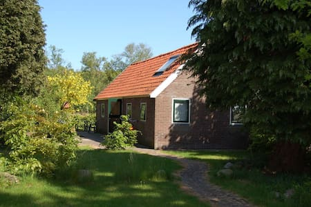 Cosy cottage - NorthEast of Holland - Casa
