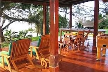 BeachFront, 6 br, Private Pool, Views, Kayaks, SUV - Jacó - Maison