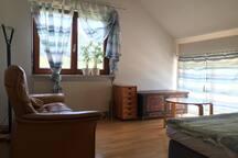 2 ruhige Zimmer mit Bad