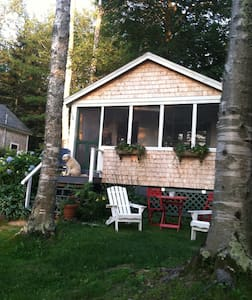 Water views of Casco Bay - Harpswell - Cabin