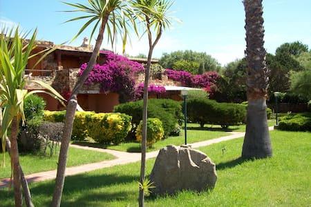 Porto Rotondo bilocale con giardino - Porto Rotondo