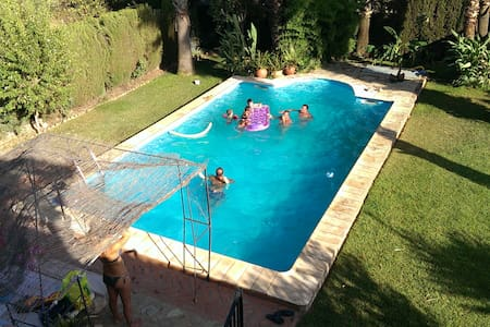VILLA CÓRDOBA: Incl swimmingpool, parking, privacy - Villa
