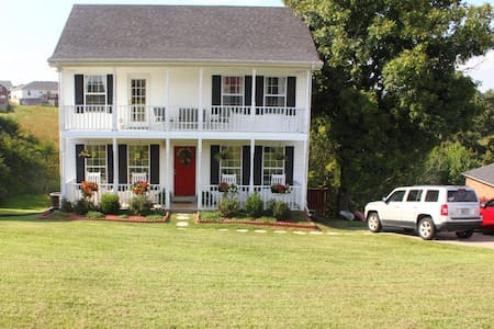 Gorgeous Nashville Country Home - Ashland City - Bed & Breakfast