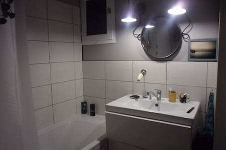 Chambre pour une ou 2 personnes - Wohnung
