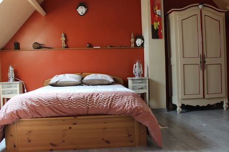Chambre africaine - Bed & Breakfast