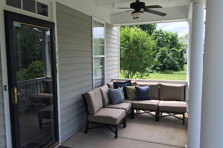 Two Story Home in Birkdale Village - Huntersville - House