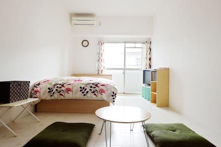 Shinsaibashi NAMBA Tsutenkaku 5min - Apartment