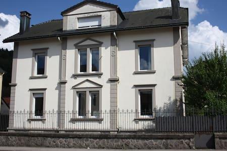 Chez Géraldine & Jean-Yves - Huis