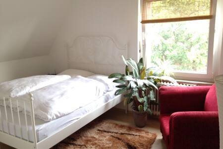 Private bedroom - Huis