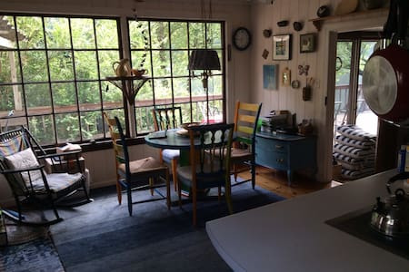 The James river house - Madison Heights - 小木屋