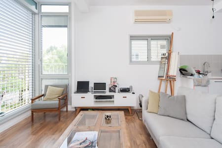 Specious apartment in central TLV - Appartement