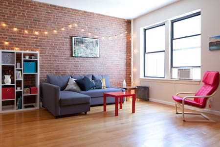 Large, Private NYC Apartment