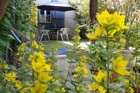 Studio avec jardin centre ville - Bagnères-de-Bigorre - Maison