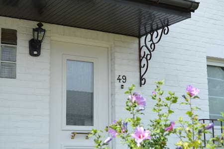 mooie kamer in rustige buurt - Halle - Dům
