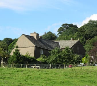South Lakeland Farmhouse B&B - Casa