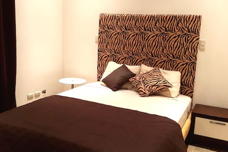 Wonderful Mi Casa Safari Room
